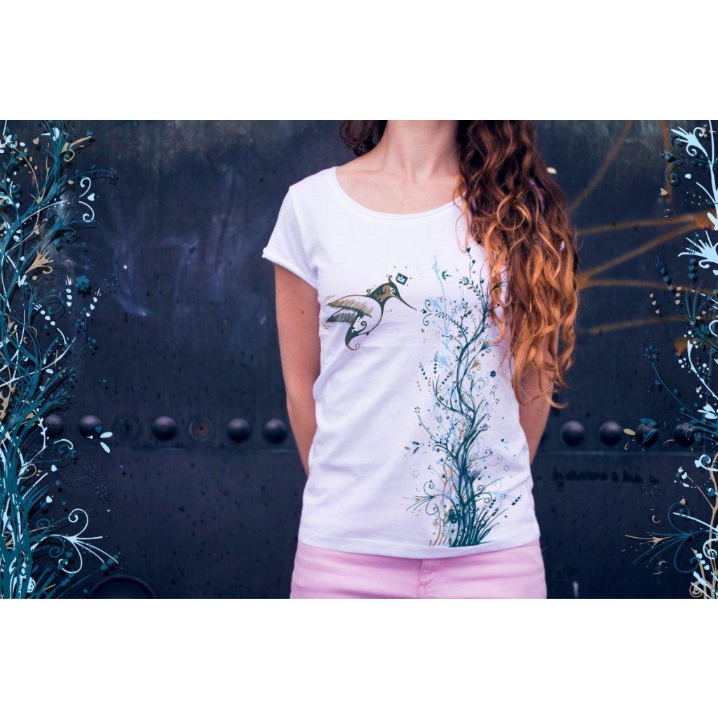 kolibrik tricko damske