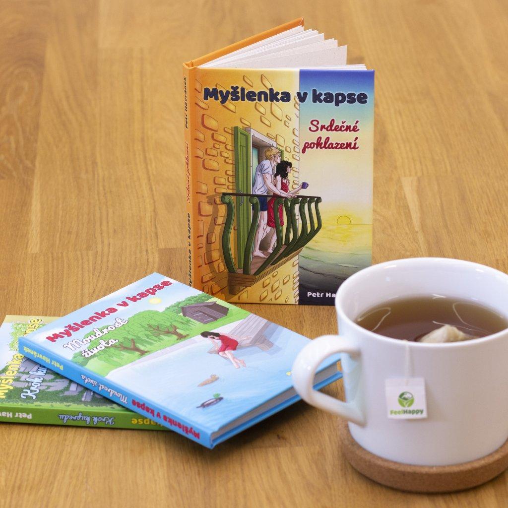 Knihy Myšlenka v kapse - všechny tři díly