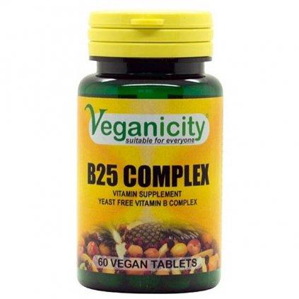 b25 complex veganicity