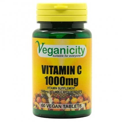 vitamin C 1000mg vegan veganicity