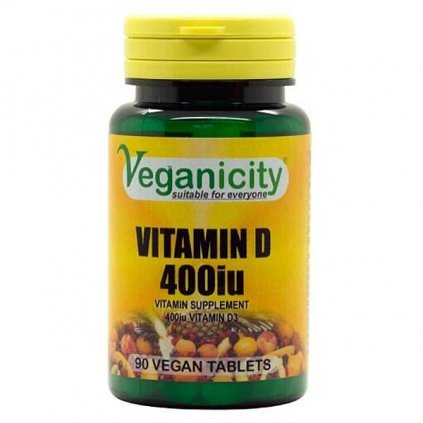 Vitamin D3 vegan society