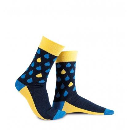 Ponožky Skandinávský déšť
