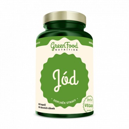 jod greenfood nutrition vegan