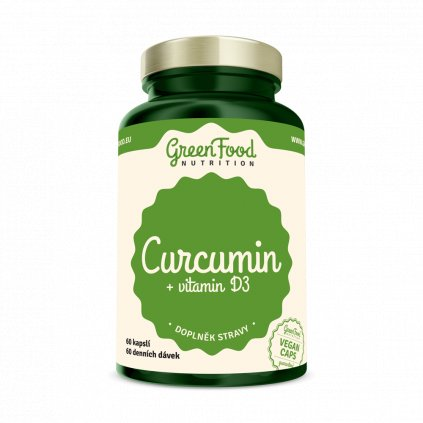 curcumin greenfood nutrition vegan