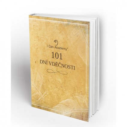 101 dní vděčnosti (zapisovací deník)