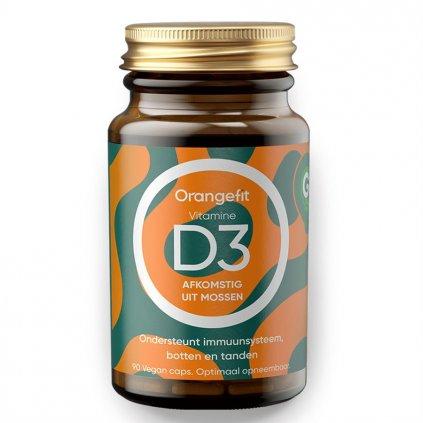 VitaminD Orangefit vegan
