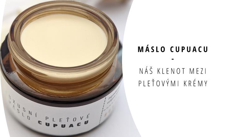 Pleťové máslo Cupuacu