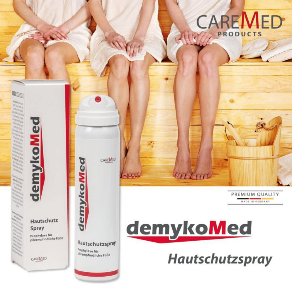 Sprej na chodidlá proti mykóze demykoMed Hautschutzspray 75 ml (1)