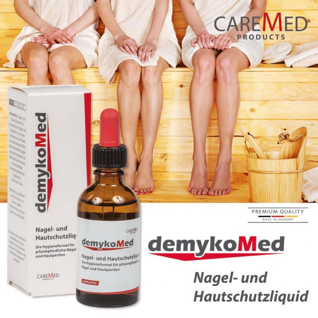 Roztok na nechtovú mykózu demykoMed Nagel und Hautschutzliquid 50 ml (2)