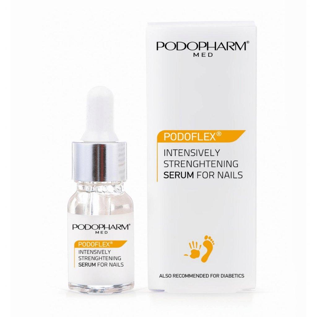 Sérum na nechty s vitamínom E Podopharm 10 ml