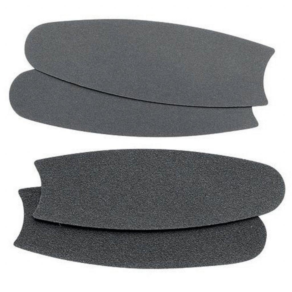 Náhradné brúsne plochy do pilníka Credo Solingen Duo Soft 4 ks
