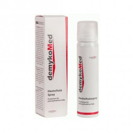 Sprej na chodidlá proti mykóze demykoMed Hautschutzspray 75 ml (2)
