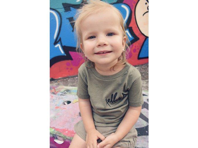 Detské tričko OLIVE