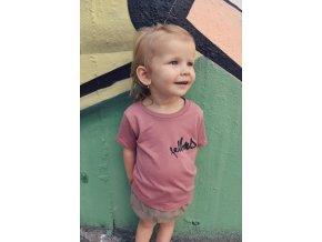 Detské tričko MAUVE