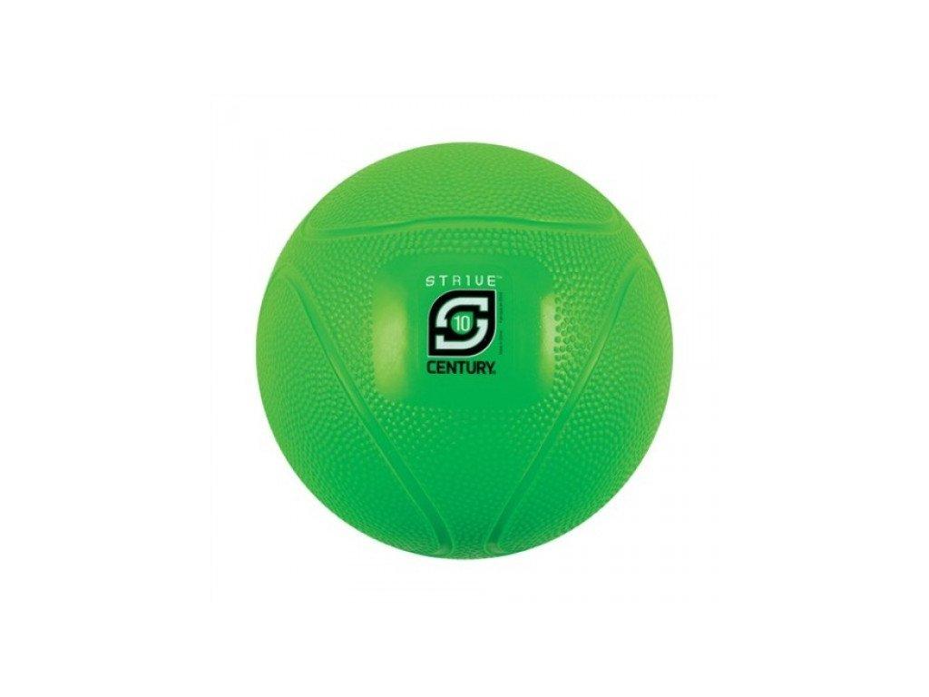 24942p 500 810 strive medicine ball 45kg green