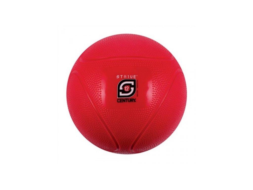 24942p 900 812 strive medicine ball 54kg red