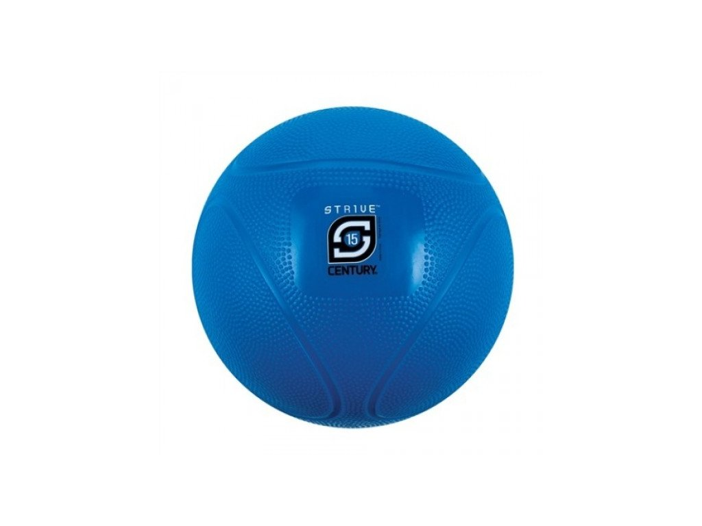 24942p 600 815 strive medicine ball 68kg blue