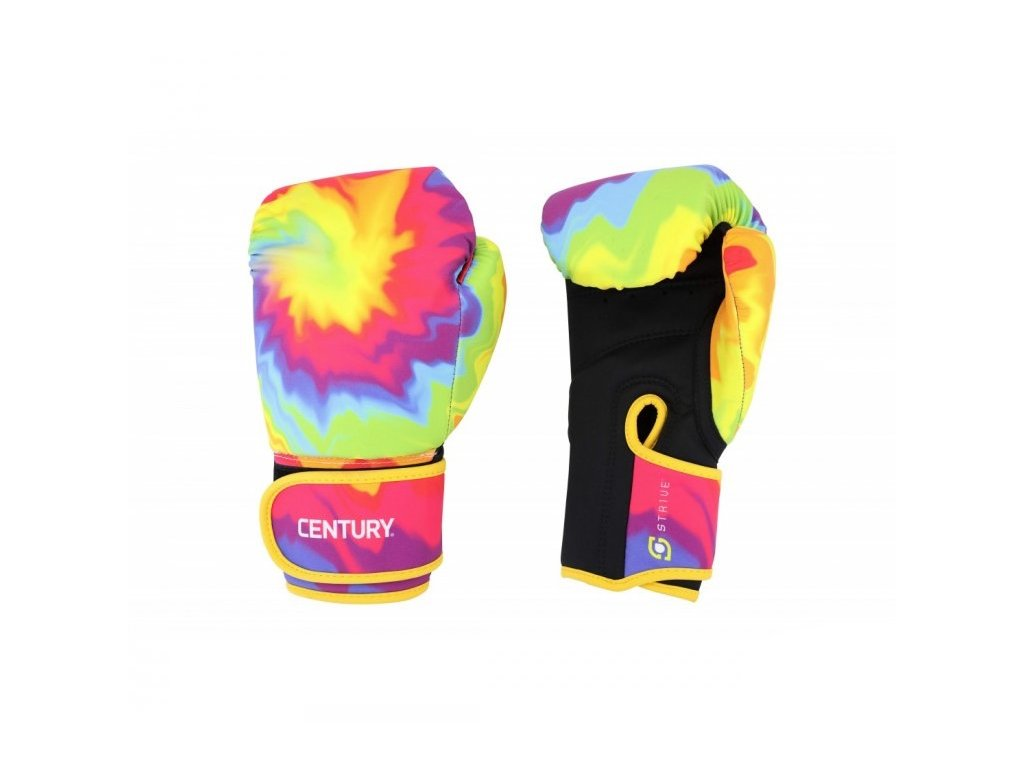 Boxerské rukavice TIEDYE - 10 oz