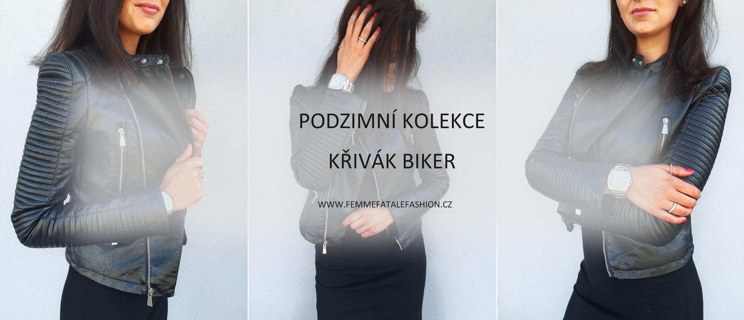Podzimní kolekce, Křivák Biker