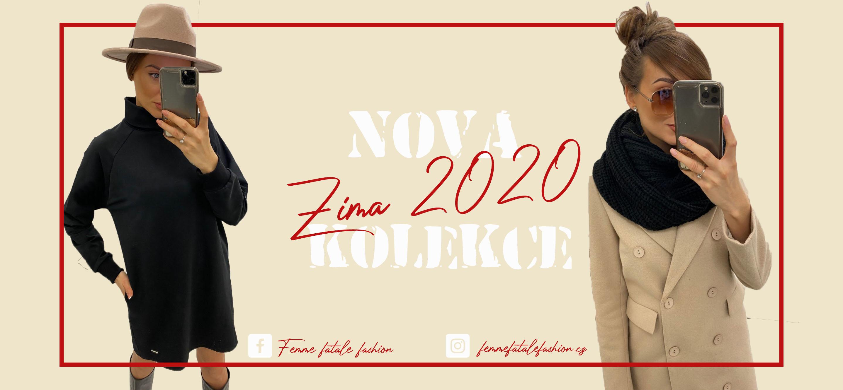 Kolekce ZIMA 2020