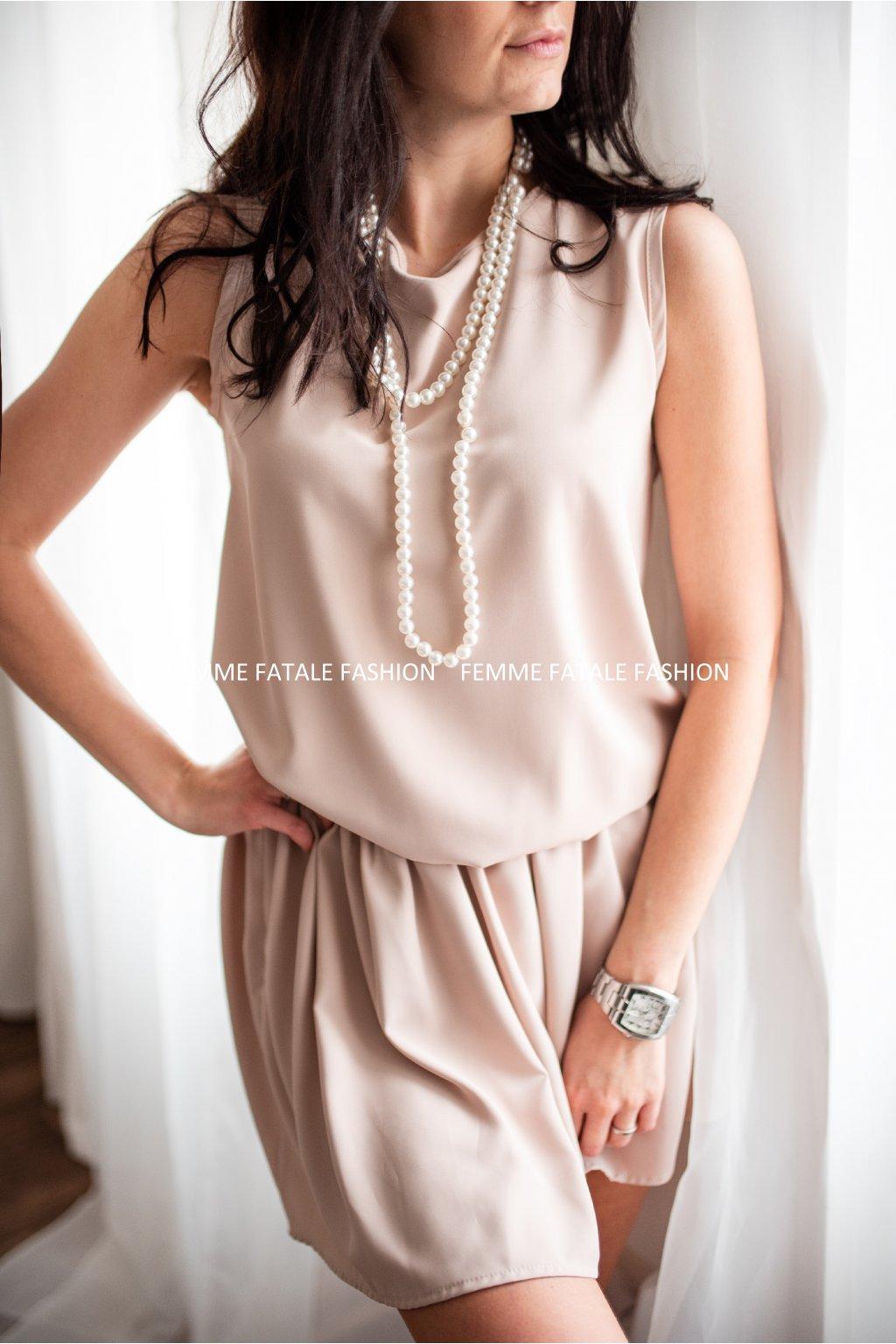 Dámské letní šaty MILIA