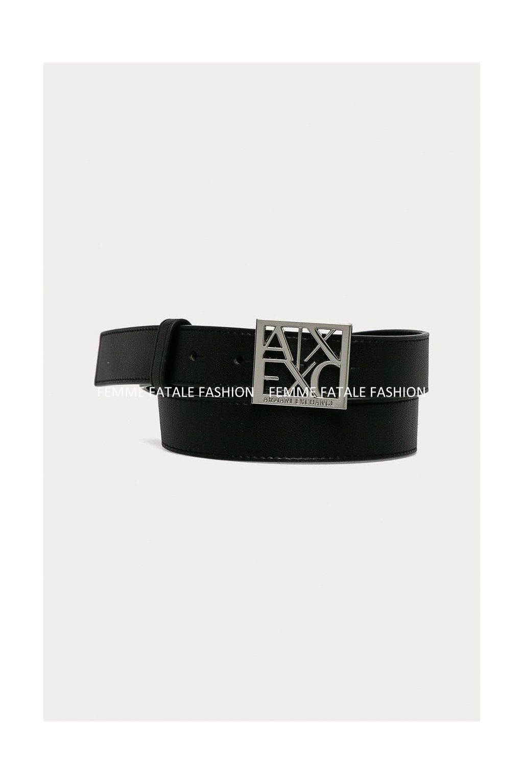 Armani Exchange Women Belt 4