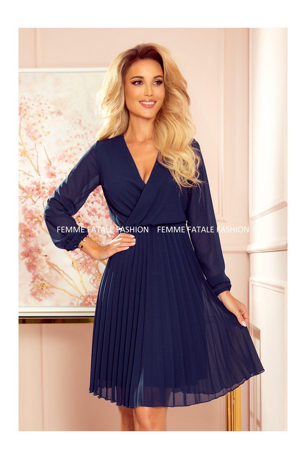 Dámské společenské šaty ISABELLE femmefatalefashion (1)