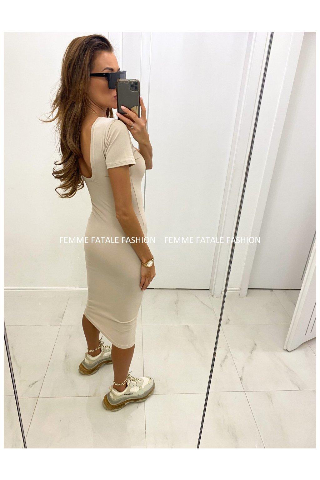 Dámské maxi šaty MARIA (1)