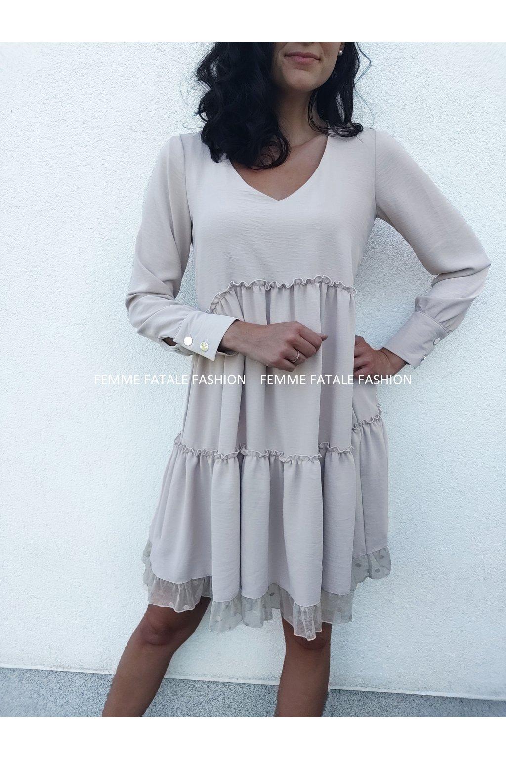 Luxusní šaty VERONA
