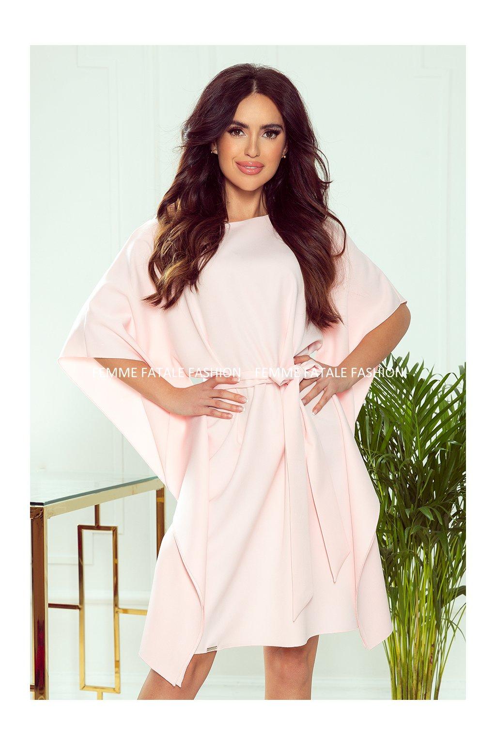 Dámské elegantní motýlkové šaty SOFIA femmefatalefashion (7)