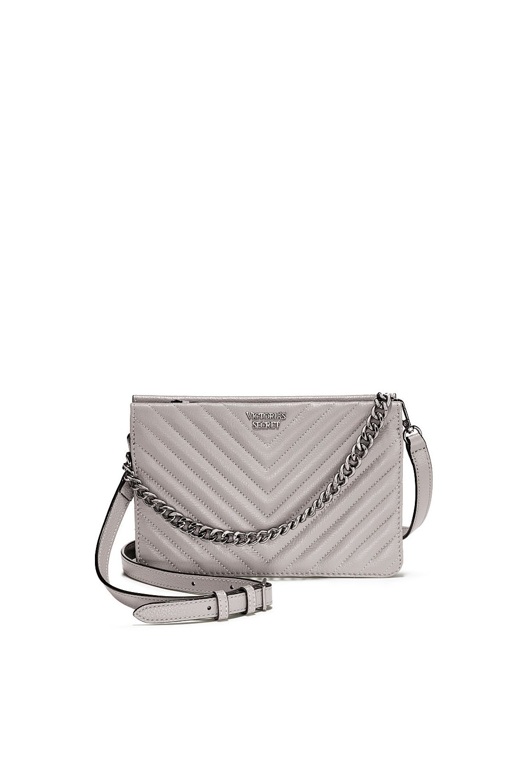 Dámská crossbody kabelka Victoria´s Secret Pebbled V-Quilt 24/7 Crossbody