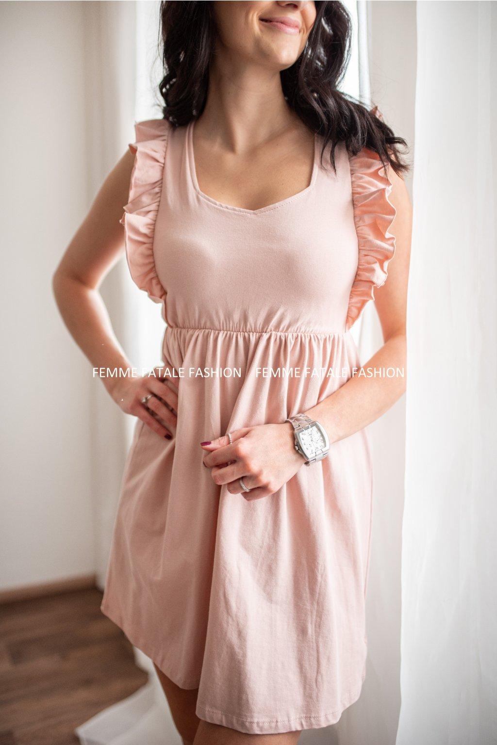 Dámské letní šaty WINGS femmefatalefashion (2)