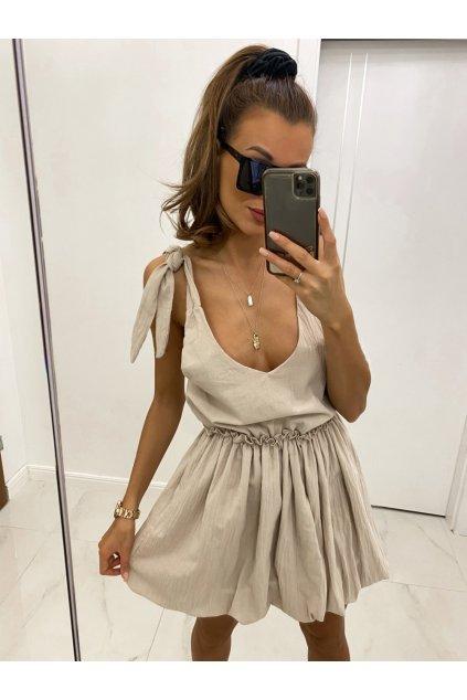 Dámské letní šaty NICOLE - femmefatalefashion.cz