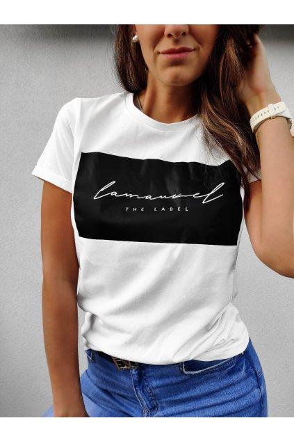 Dámské tričko LA MANUEL femmefatalefashion.cz 2
