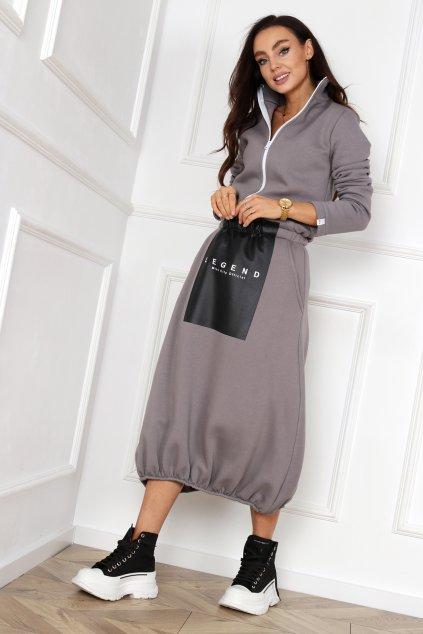 Dámská bavlněná sukně LEGEND femmefatalefashion (1)