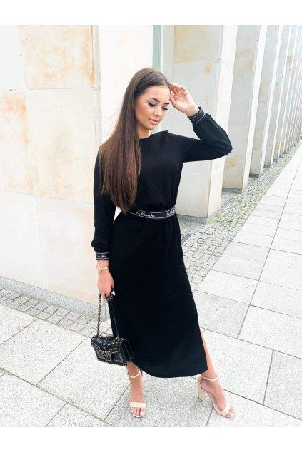 Dámské dlouhé šaty BLANCHE