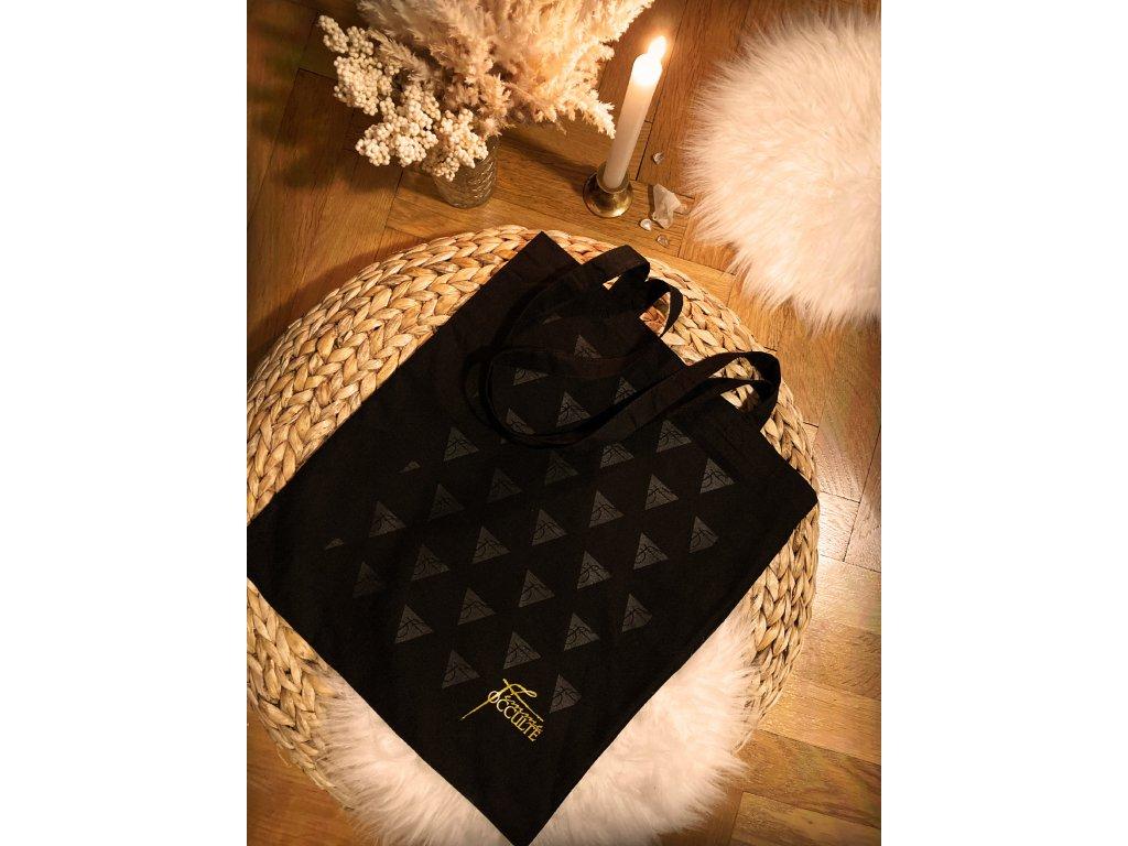 Plátěná taška Femme Occulte