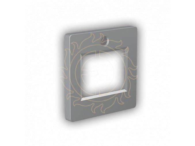 Kryt TFT-2 Stříbrný