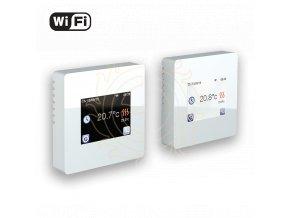 Termostat TFT Wifi (white)