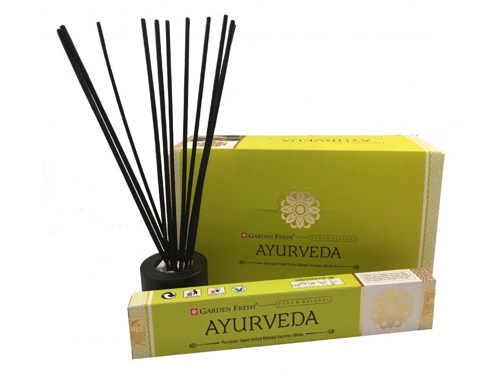 AYURVEDA - aroma tyčinky