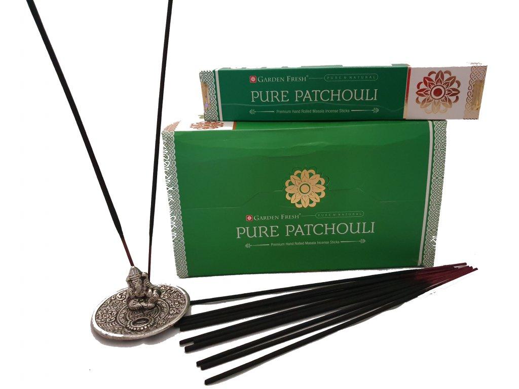 Patchouli prémium