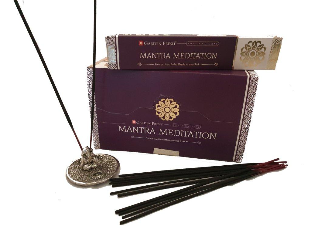 Mantra meditace premium
