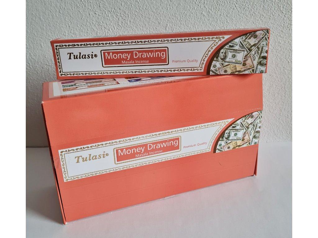 Money drawing – Tulasi