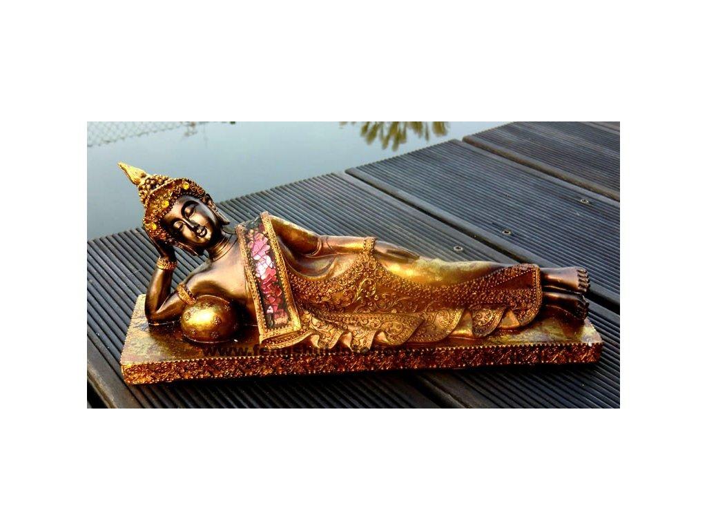 Buddha MEDITUJÍCÍ XL