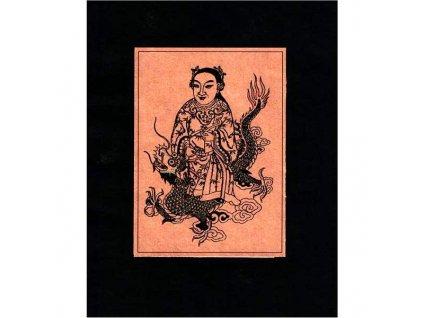 Vodní Drak - amulet