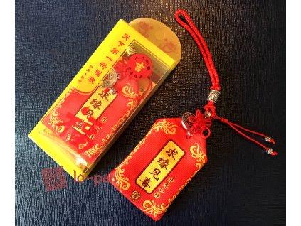 LÁSKA - tradiční ochranný talisman