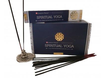 Spiritual Yoga prémium