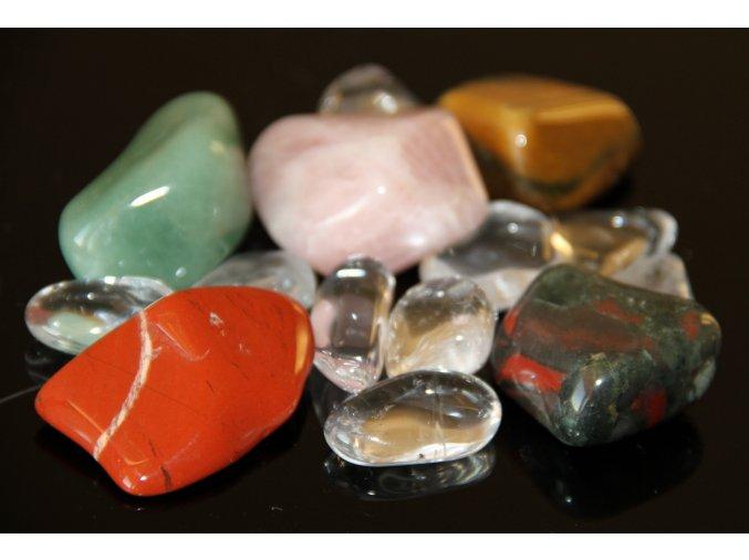 kameny do vody játra a detoxikace