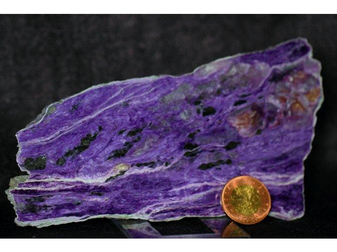 čaroit velký dekorativní kámen 6