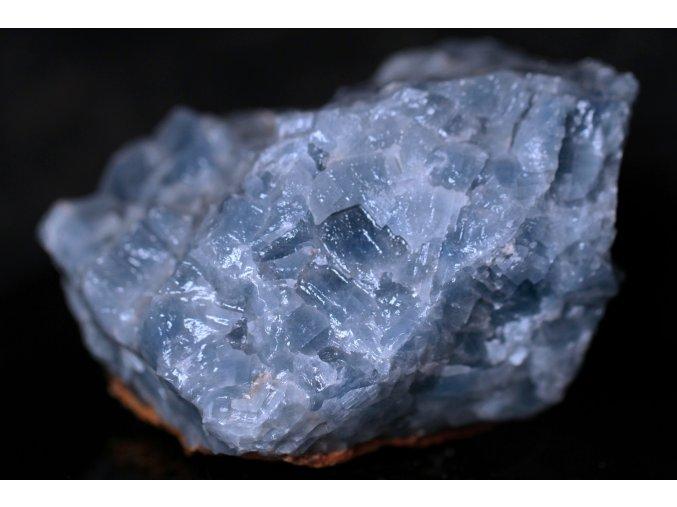 kalcit modrý velký Feng Šuej kámen6